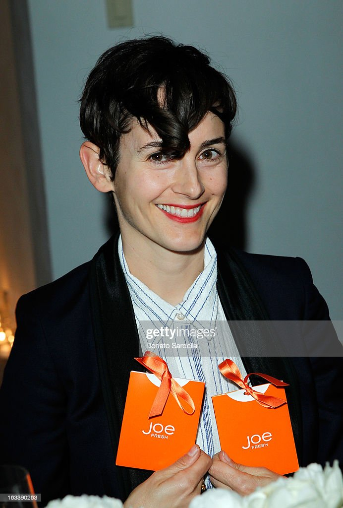 Stylist Karla Welch attends Joe Fresh private dinner hosted by Joe Mimran and Kate Mara at The Chateau Marmont on March 8, 2013 in Los Angeles, California.