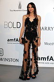 Stylist Melanie Huynh attends amfAR's 22nd Cinema Against AIDS Gala Presented By Bold Films And Harry Winston at Hotel du CapEdenRoc on May 21 2015...