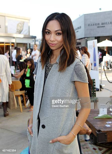 Stylist Monica Rose attends the Westfield Fash Bash as it celebrates fall fashion at Westfield Century City on October 18 2014 in Los Angeles...