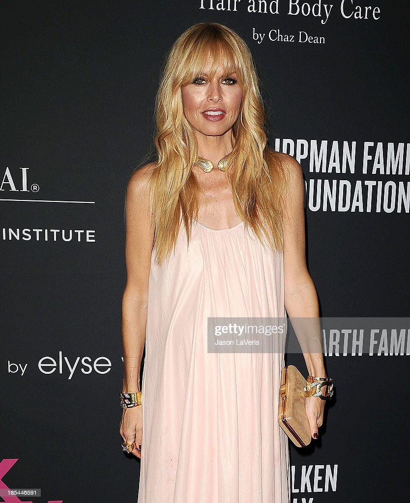 Stylist Rachel Zoe attends the 2013 Pink Party at Hangar 8 on October 19, 2013 in Santa Monica, California.