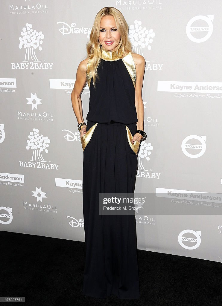 Stylist Rachel Zoe attends the 2015 Baby2Baby Gala at 3LABS on November 14, 2015 in Culver City, California.