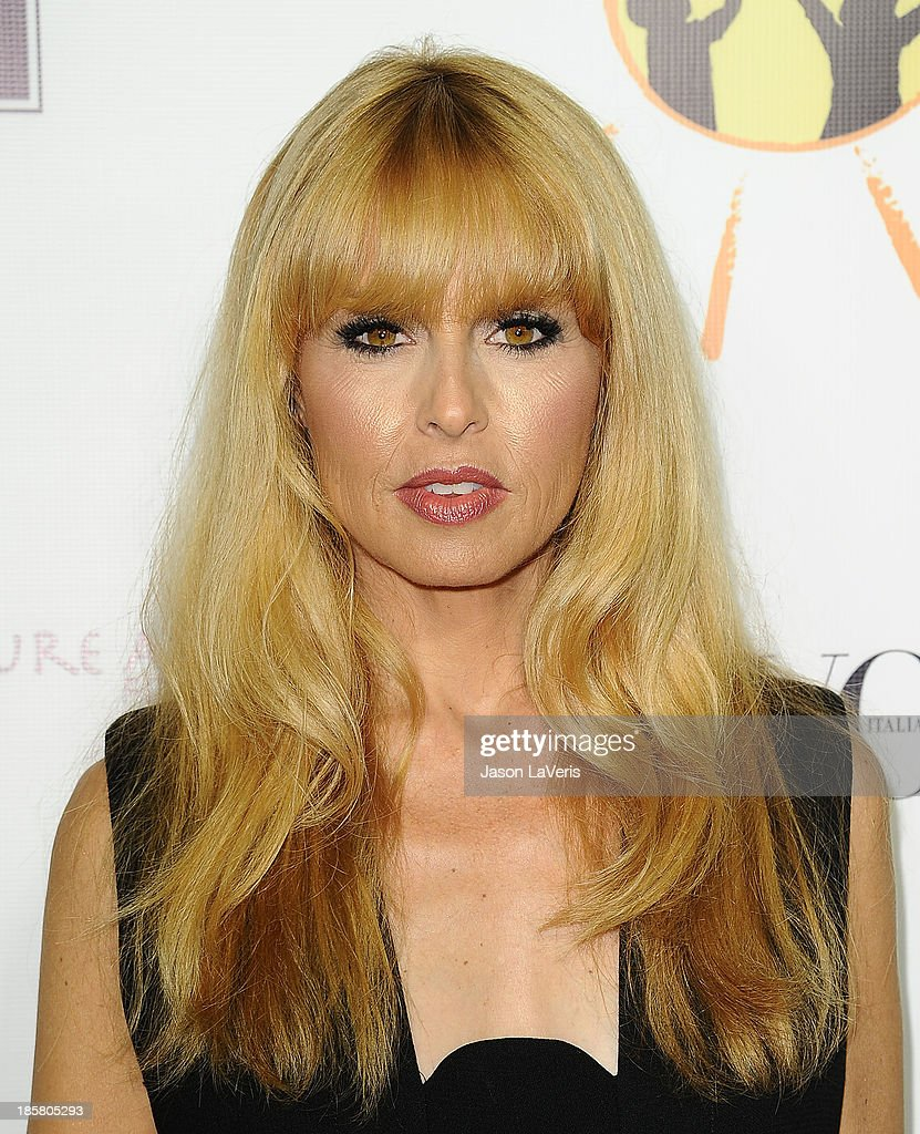 Stylist Rachel Zoe attends the Dream For Future Africa Foundation gala at Spago on October 24, 2013 in Beverly Hills, California.