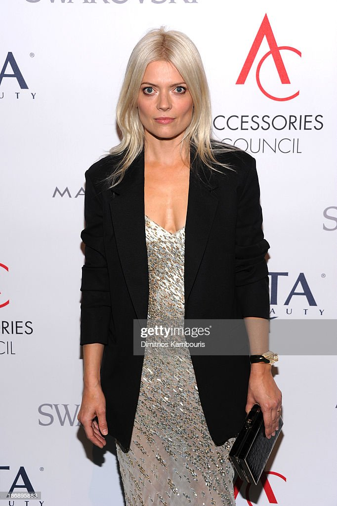 Stylist/designer <a gi-track='captionPersonalityLinkClicked' href=/galleries/search?phrase=Kate+Young+-+Stylist&family=editorial&specificpeople=15146765 ng-click='$event.stopPropagation()'>Kate Young</a> attends the 17th Annual Accessories Council ACE Awards At Cipriani 42nd Street on November 4, 2013 in New York City.
