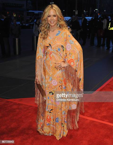 Stylisy RAchel Zoe arrives at The New Yorkers For Children Celebrates 'New Year's in April A Fool's Ft at The Mandarin Oriental on April 16 2008 in...