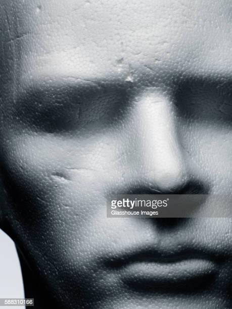 Styrofoam Man