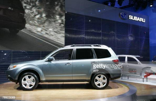 Subaru Stock Photos And Pictures Getty Images