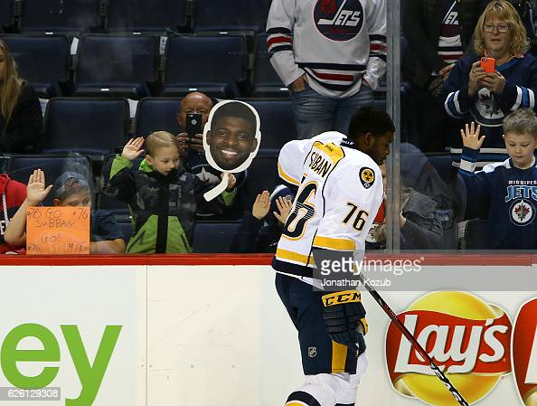 Nashville Predators v Winnipeg Jets Photos and Images ...