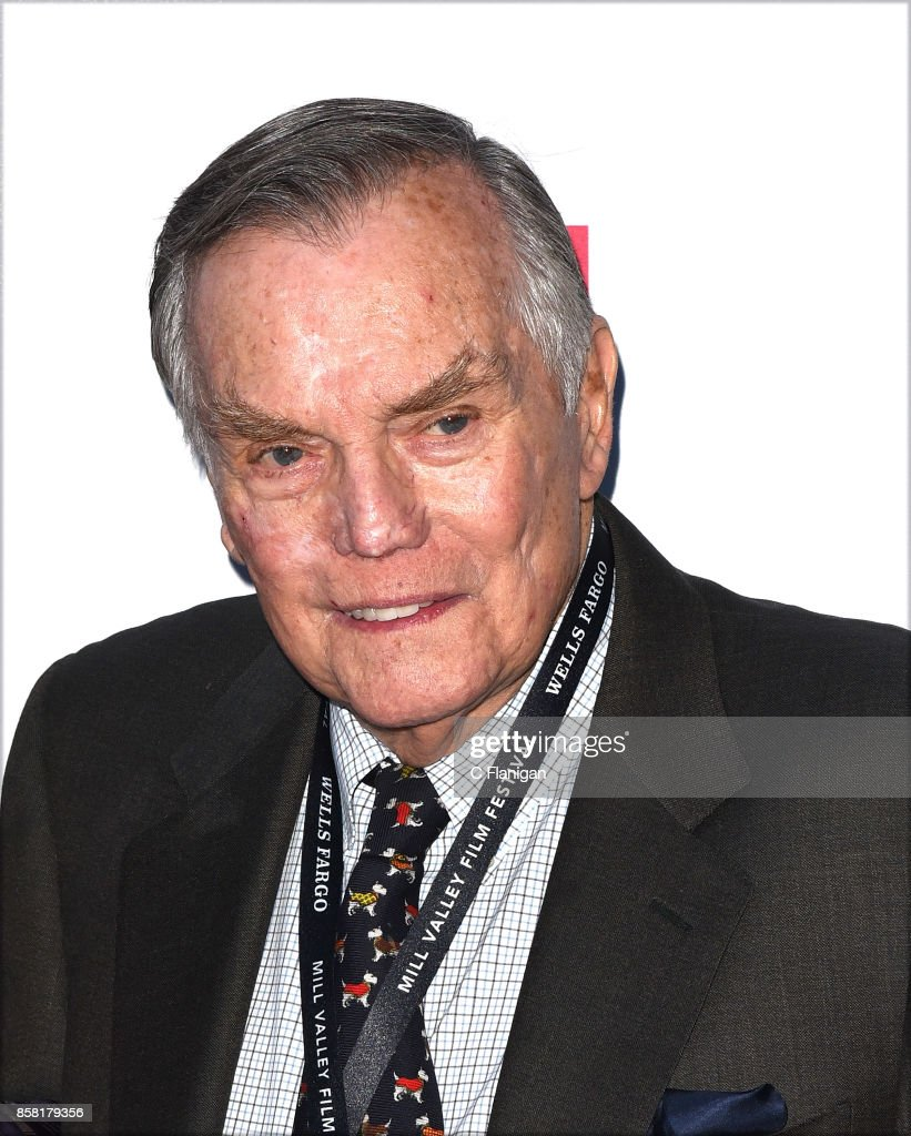 Subject and TV Personaility Peter Marshall attends the opening night premiere during the 40th Mill Valley Film Festival on October 5, 2017 in Mill Valley, California.