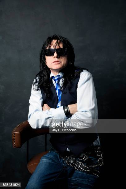 Subject Tommy Wiseau from the film 'The Disaster Artist' poses poses for a portrait at the 2017 Toronto International Film Festival for Los Angeles...