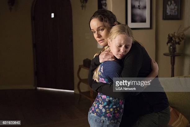 COLONY 'Sublimation' Episode 203 Pictured Isabella CrovettiCramp as Grace Bowman Sarah Wayne Callies as Katie Bowman