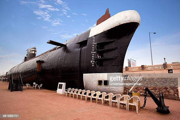 Submarine INS Kursura Ramakrishna Mission Beach Visakhapatnam Andhra Pradesh India