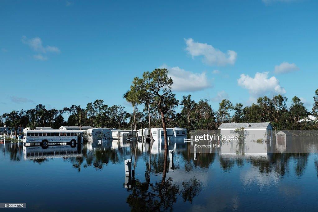 Irma's Deadly Path Across Florida And Cuba