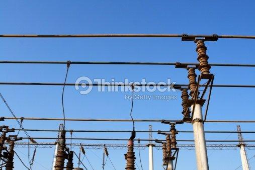 22kv Substation Equipment Stock Photo | Thinkstock