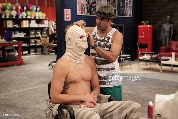 OFF 'Subterranean Terror' Episode 504 Pictured Adolfo Barreto Rivera