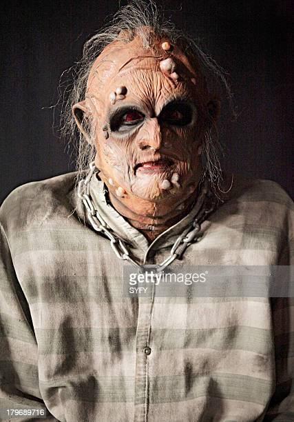 OFF 'Subterranean Terror' Episode 504 Pictured Makeup by Adolfo Barreto Rivera