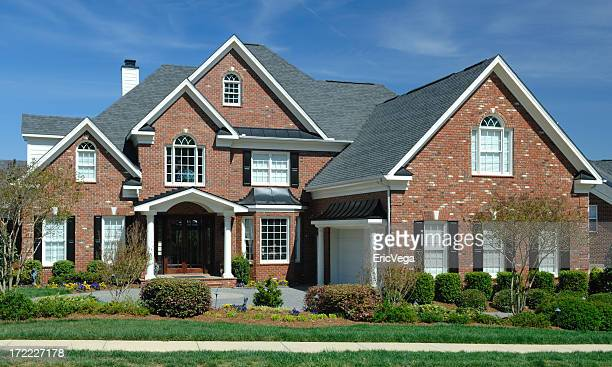 Suburban Home Extrerior