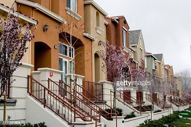 Suburban Townhomes - San Jose, CA