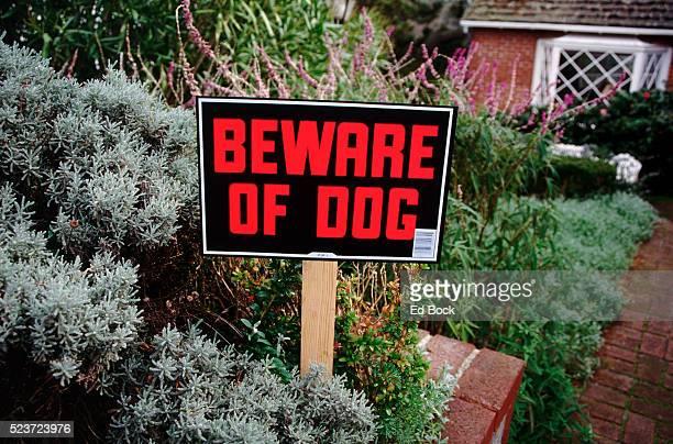 Suburban warning