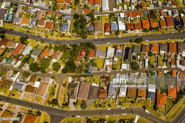 Suburbia, from Above
