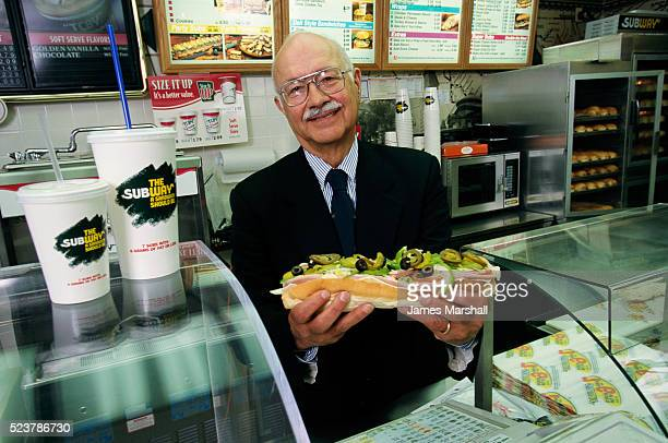 Subway Founder Peter Buck