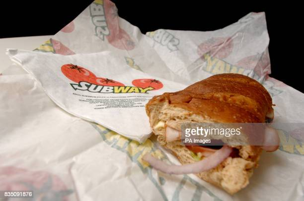 A Subway sandwich Consumers worried about the state of their wallets appear to be turning away from more conventional restaurants and staying at home...
