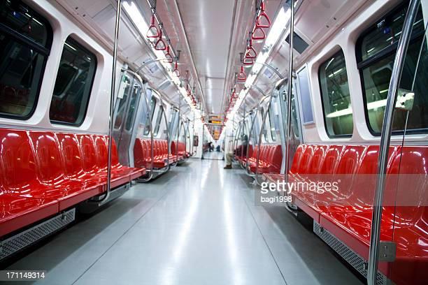 Camion de métro