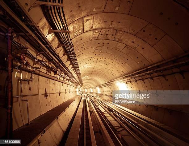 Tunnel de métro