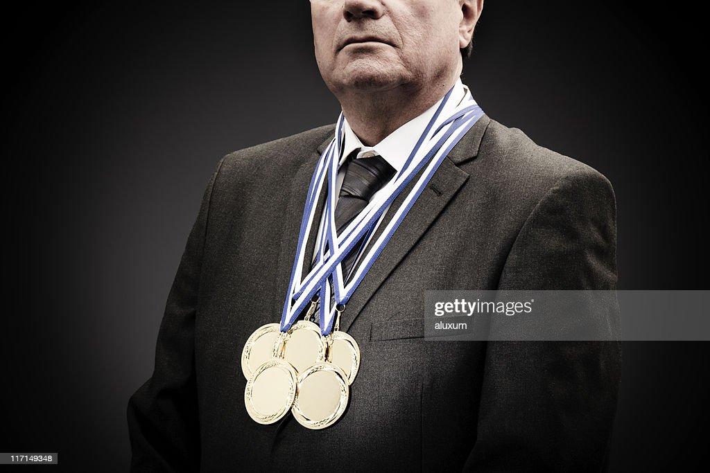 succesful businessman : Stock Photo