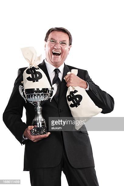 succesful businessman