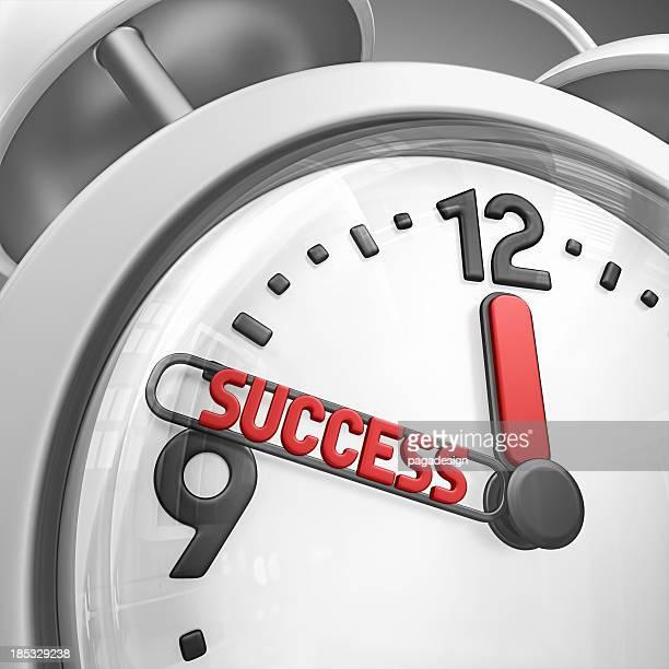 success alarm clock
