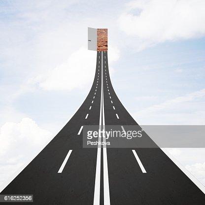 Success concept : Stock Photo