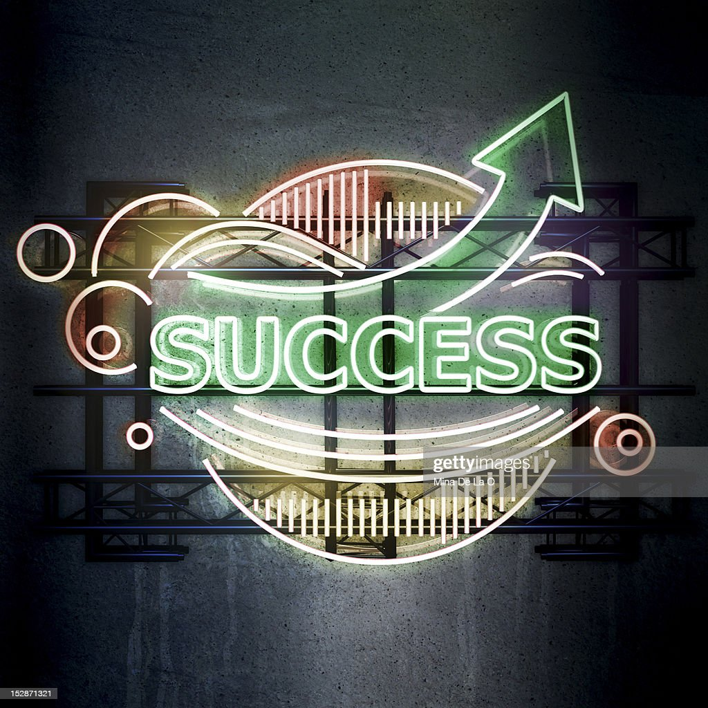 Success : Stock Photo