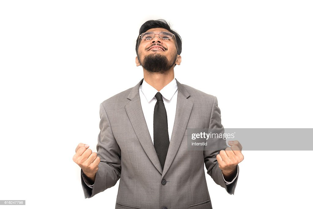 Successful businessman : Stock Photo