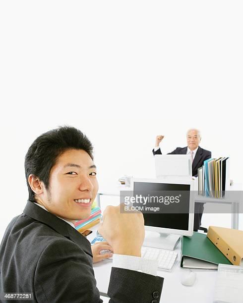 Successful Businesspeople