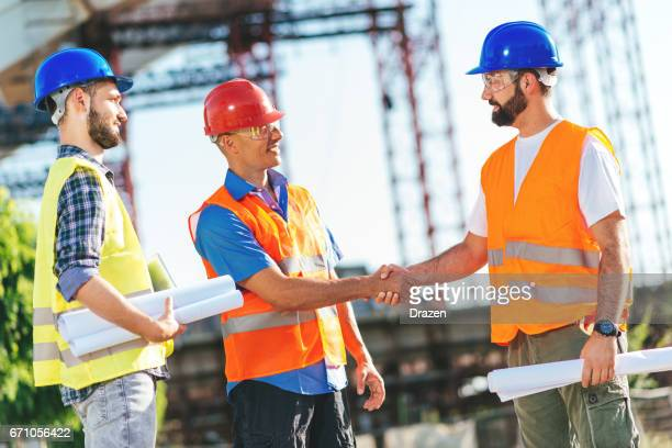 Successful deal for future construction project