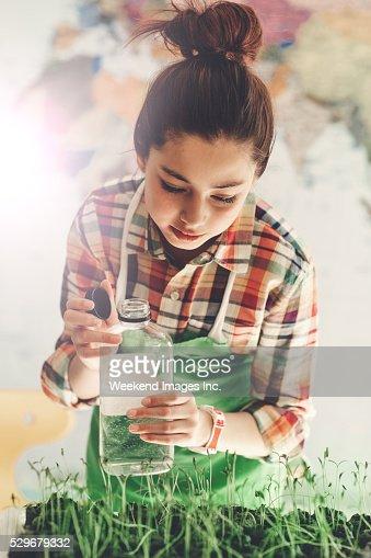 Successful green experimen