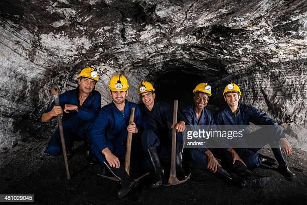 Erfolgreiche miners U-Bahn