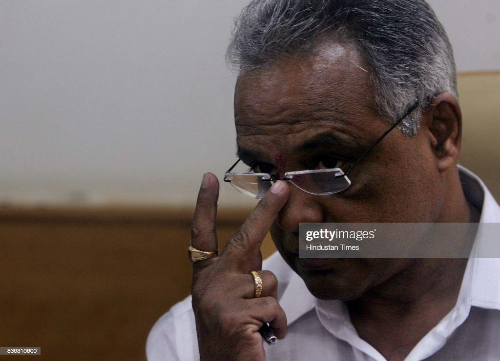Sudamrao Gaikwad, Commissioner of Mira Bhayender Muncipal Corporation. (For Chitrangadha's Story) Ht.