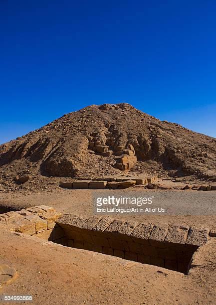 Sudan Fourth Cataract El Kurru the royal cemetery