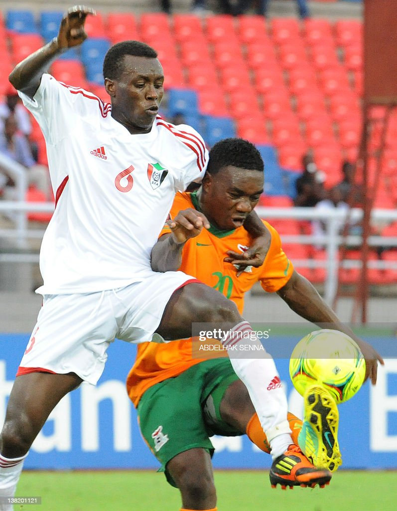 Zambia v Sudan Africa Cup Nations s and