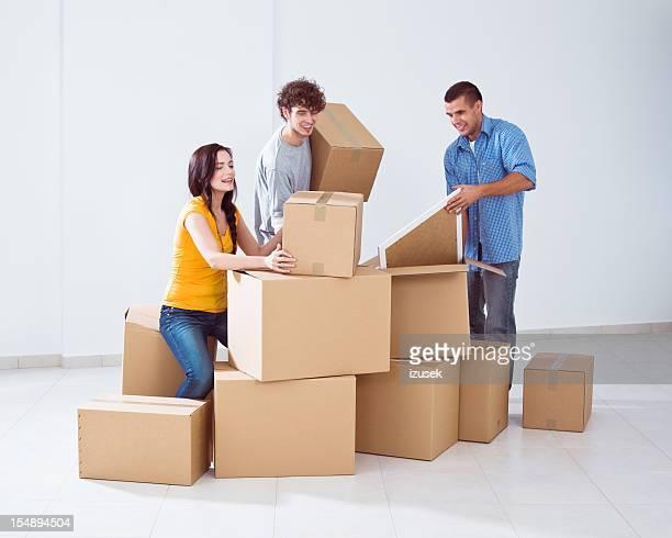 Sudents Changement de logement