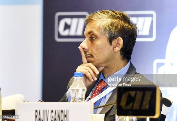 Sudhir Rajpal Principal Secretary Industries Commerce Government of Haryana during the conference on Automotive Industry 40 Summit on September 27...