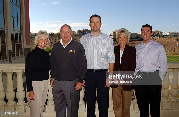 Sue May Butch Harmon Gene Stunkel Jane Slauser and Darren Knapsted