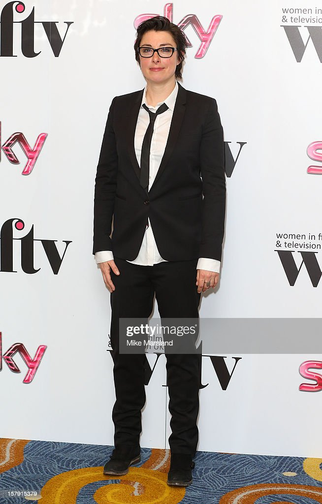 <a gi-track='captionPersonalityLinkClicked' href=/galleries/search?phrase=Sue+Perkins&family=editorial&specificpeople=3251651 ng-click='$event.stopPropagation()'>Sue Perkins</a> attends the Women in TV & Film Awards at London Hilton on December 7, 2012 in London, England.