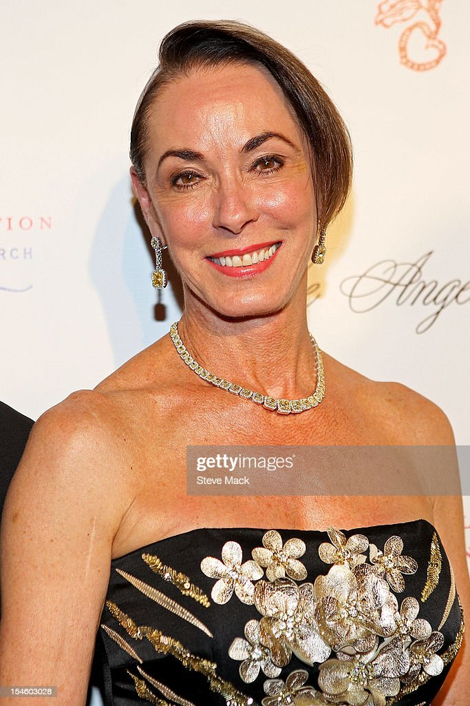 Sue Smith at Cipriani Wall Street on October 22, 2012 in New York City.