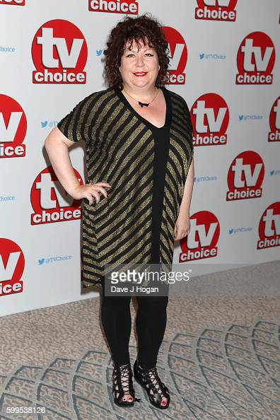 Sue Vincent arrives for the TVChoice Awards at The Dorchester on September 5 2016 in London England