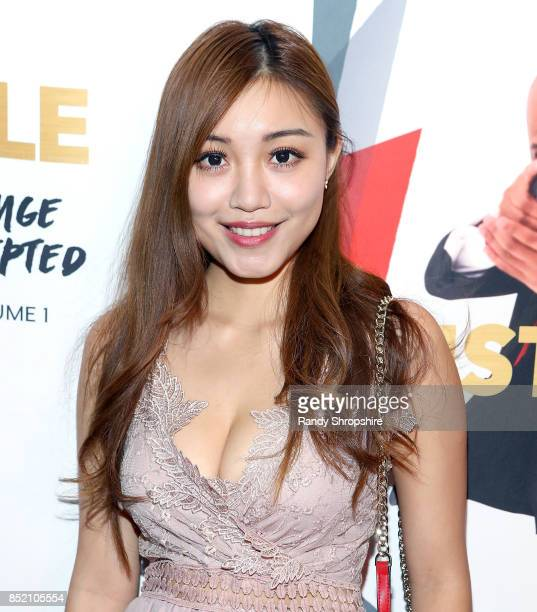 Sue Yang attends 'Unstoppable' Tariku Bogale book launch on September 22 2017 in West Hollywood California