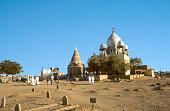Sufi Mausoleum in Omdurman, Sudan