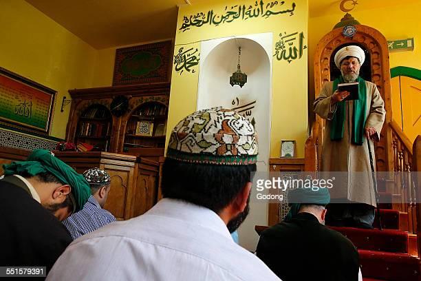 Sufi mosque