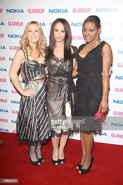 SugaBabes at the Berkeley Square in London United Kingdom